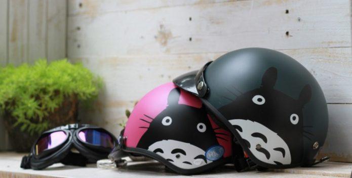 Mũ bảo hiểm Blue Sea – thiết kế độc đáo, hợp thời trang