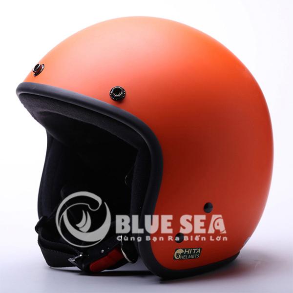 Những chiếc mũ bảo hiểm 3/4 cho nữ tại Blue sea