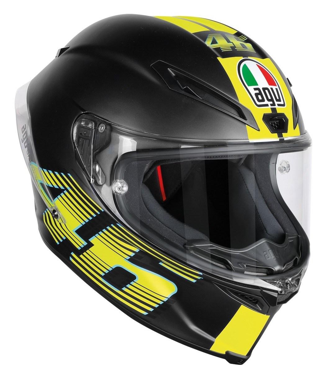 Mũ bảo hiểm hãng AGV Helmet