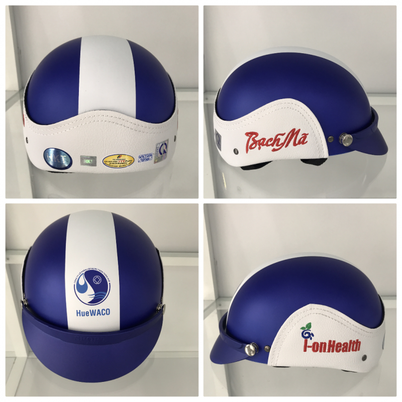 Cần lựa chọn mũ bảo hiểm đạt chất lượng khi tham gia giao thông