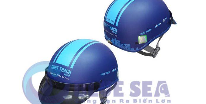 Mũ bảo hiểm Blue Sea – bảo vệ an toàn tốt nhất cho bạn