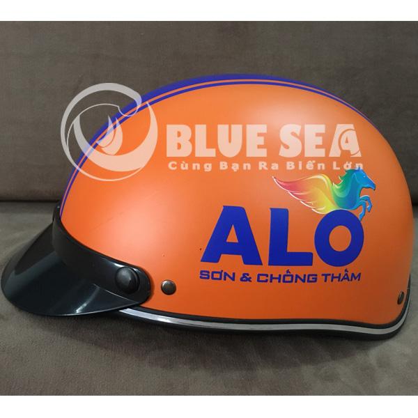 Sản phẩm mũ bảo hiểm sau khi sản xuất có độ chuẩn xác 100% so với sản phẩm mẫu
