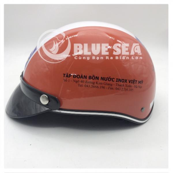 Mũ bảo hiểm được sản xuất tại Blue Sea
