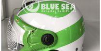 Mũ bảo hiểm có kính BLUE SEA