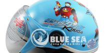 Mũ bảo hiểm trẻ em có kính được yêu thích nhất tại Blue Sea