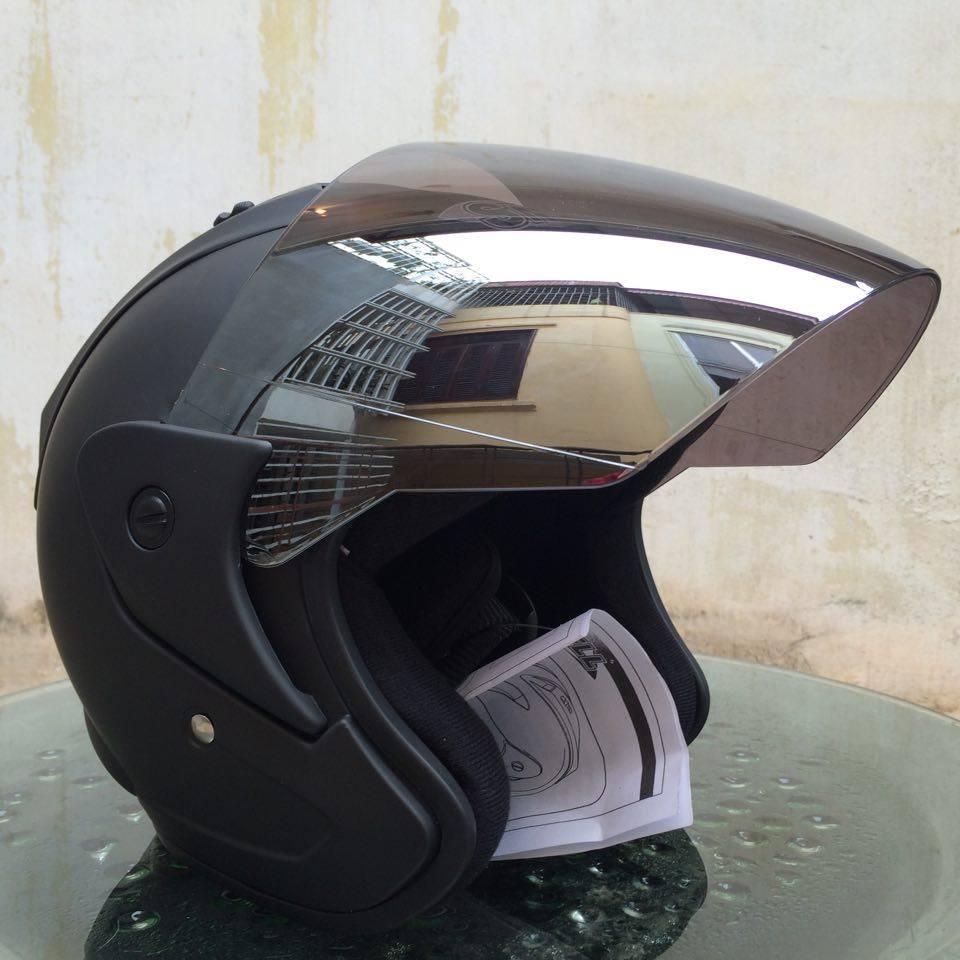 Mũ bảo hiểm Andes – thương hiệu hàng đầu tại Việt Nam