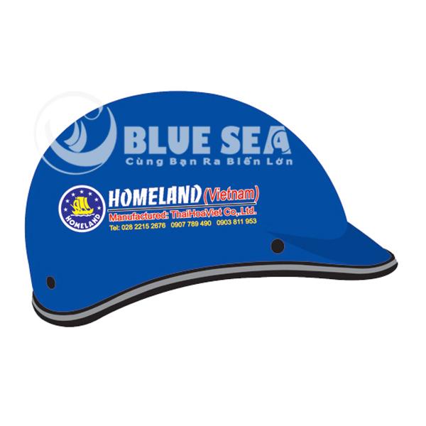 Mỗi sản phẩm mũ bảo hiểm tại Blue Sea trước khi tới tay người tiêu dùng đều được đảm bảo chất lượng