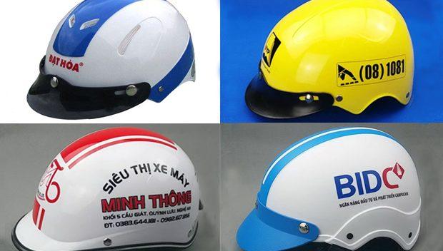 Những mẫu mũ bảo hiểm được yêu thích nhất tại Blue Sea