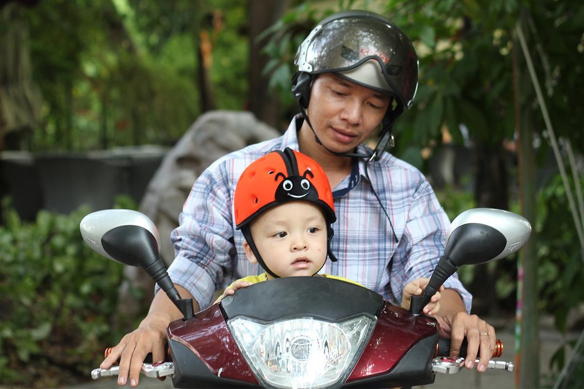 Mũ bảo hiểm cho trẻ em loại nào tốt