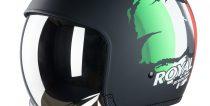 Kính chắn gió nón bảo hiểm 3/4 đầu cấu tạo từ nhựa ABS nguyên sinh